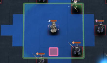 帝国兵(杖)特攻の画像