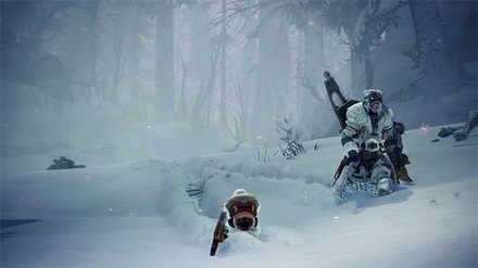 新フィールド「渡りの凍て地」