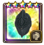 ブラックマスクの画像