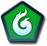 緑竜のアイコン