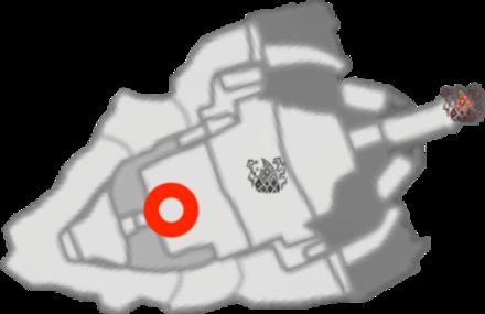 ゾラマグダラオス2足歩行のマップ