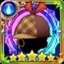 名探偵の帽子の画像