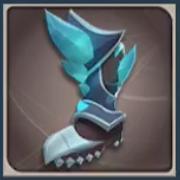 氷青の深靴