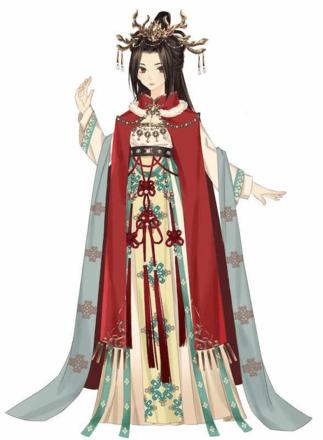ぶんせいこうしゅ(文成公主)SSRの画像