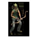 山賊アーチャーの画像