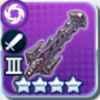 狂乱の黒剣のアイコン