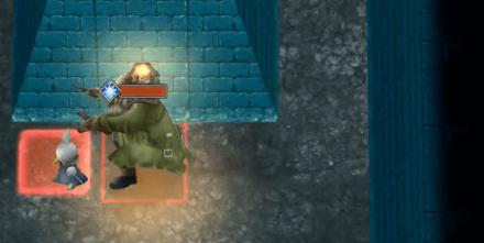 残りの敵と宝箱を開ける画像