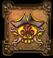 キャプテン・クロウの紋章・頭のアイコン