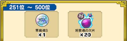 イベント軍魔魂