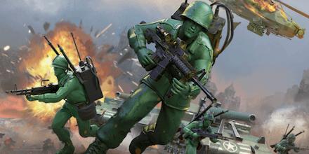 戦争イメージ