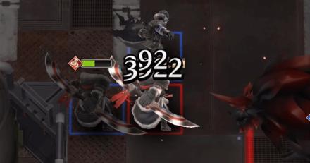 エイギルの2回攻撃は超強力の画像