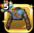勇者の衣上のアイコン