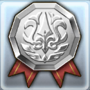 プラチナメダル