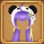 パンダ君の画像