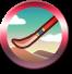 ヒノカの紅薙刀の画像