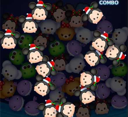 クリスマスミニーのスキル画像