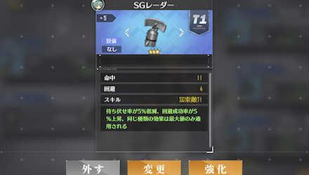 SGレーダー