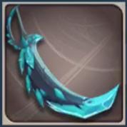 氷青の剣の画像
