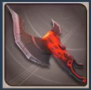 炎魔の斧の画像