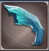 氷の牙の画像