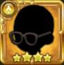黒縁眼鏡シリーズの画像
