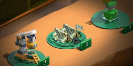 軍用テントの建造