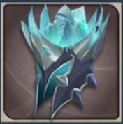氷青の兜の画像