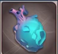 氷の心臓の画像