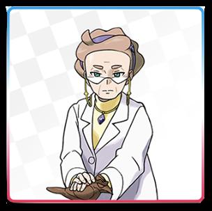 マグノリア博士