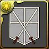 訓練兵団の紋章の画像