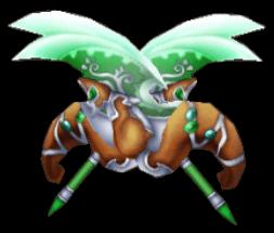 魔栗鼠イリエレール:翠の画像