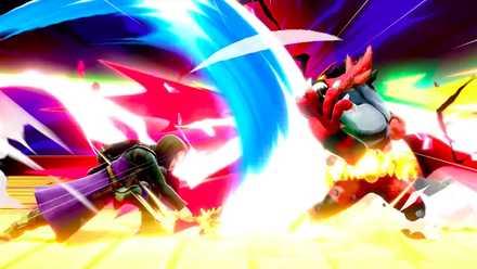 勇者(ドラクエ)のスマッシュ攻撃