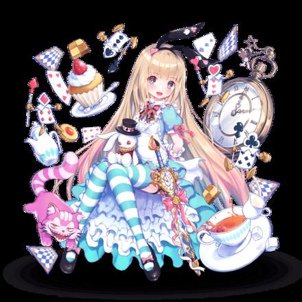 不思議の国のアリスの画像