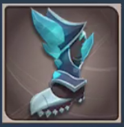 氷青の深靴の画像