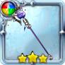 天球儀の杖の画像