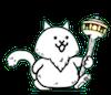 ネコ仙人の画像