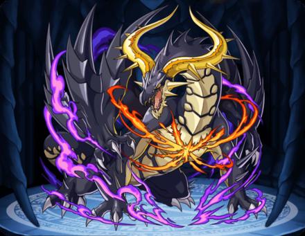 黒焔滅神龍ラグナロクの画像
