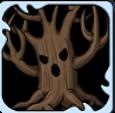 のろいの木の画像