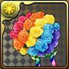 幸福のパズドラブーケ【虹】の画像