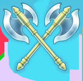 討滅の斧の画像