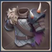 征服者の鎖帷子の画像