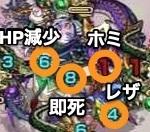 禁忌23 ボス攻撃パターン
