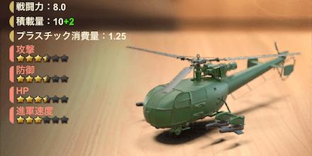 ヘリコプター兵士