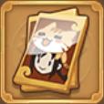 猫帽子の画像
