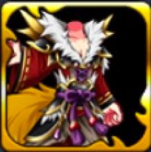 狐呪師の装束のアイコン
