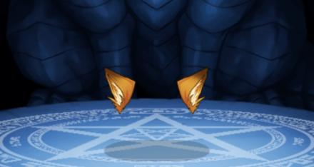 狐呪師の耳の画像