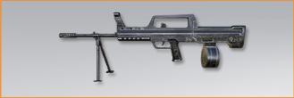 95式軽機関銃画像