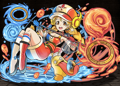 魔力タマティーナ【火・水】の画像