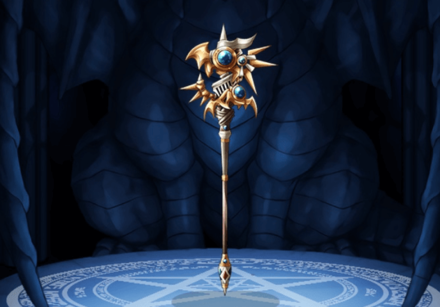 風水師の杖の画像