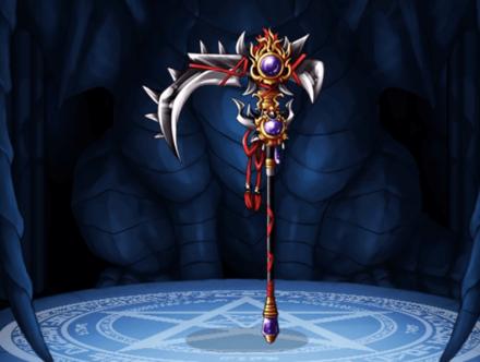 呪術師の鎌(右)の画像